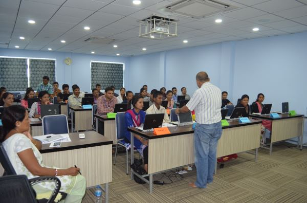 Training: CAPI Training (2015)