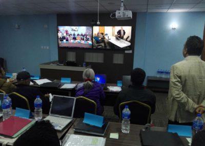 Training: Survey Data Analysis -Distance Learning (2016)