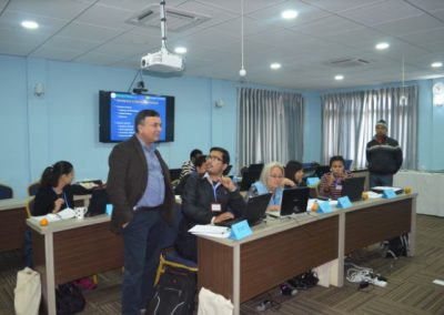Training: Survey Data Analysis 11 - Class Discussion (2016)