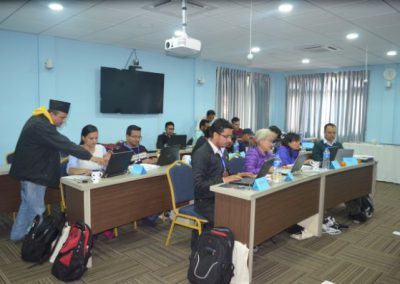 Training: Survey Data Analysis - Class Discussion (2016)