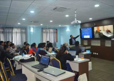 Training: Survey Data Analysis - Class by Dr. Ghimire and Dr. Bhandari (2016)