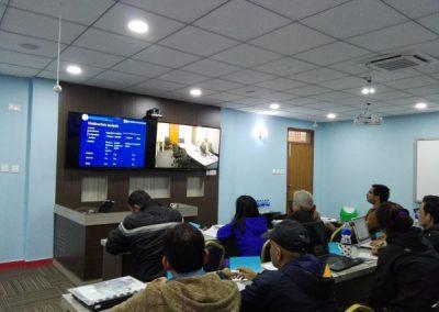 Training: Survey Data Analysis - Class by Dr. Bhandari (2016)